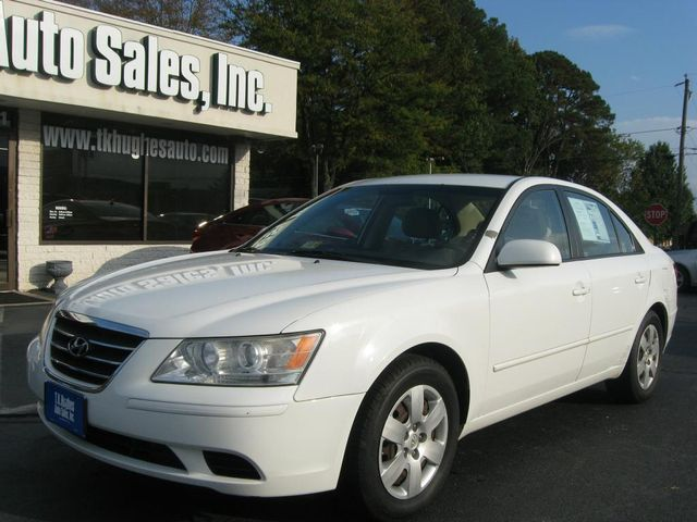 2009 Hyundai Sonata GLS Richmond, Virginia 1