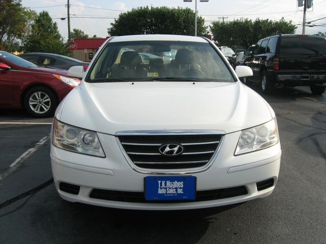 2009 Hyundai Sonata GLS Richmond, Virginia 2