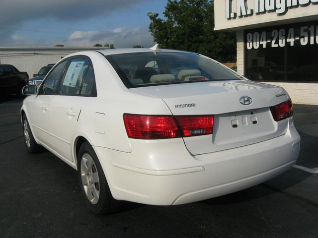 2009 Hyundai Sonata GLS Richmond, Virginia 7