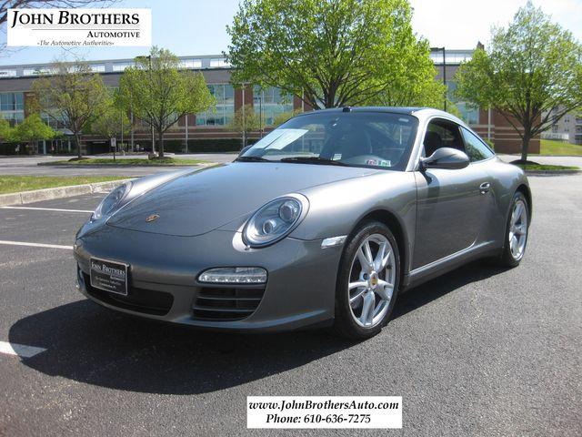 2009 Sold Porsche 911 Targa 4 Conshohocken, Pennsylvania
