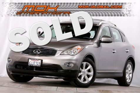 2009 Infiniti EX35 Journey - Tech pkg - Navigation - Only 31K miles in Los Angeles