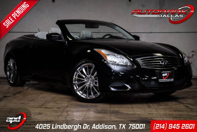 2009 Infiniti G37 Convertible Sport in Addison, TX 75001