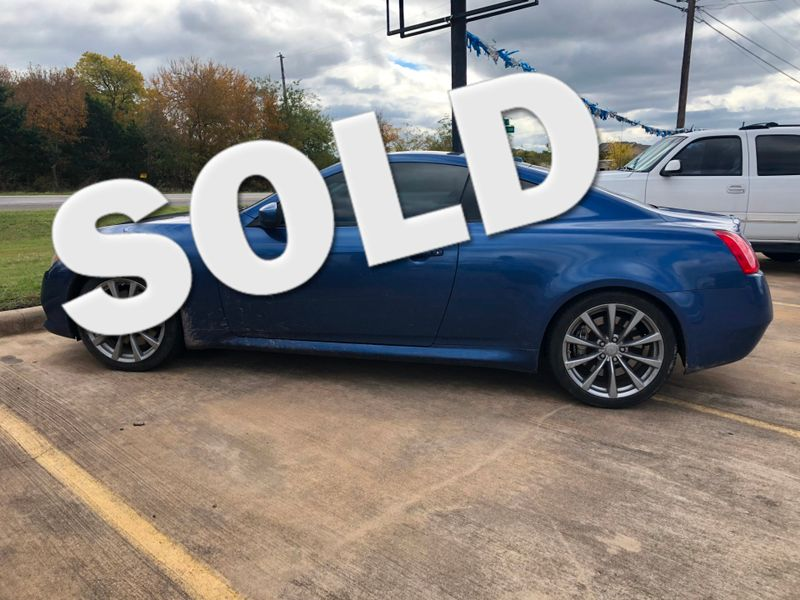 2009 Infiniti G37 Journey | Greenville, TX | Barrow Motors in Greenville TX