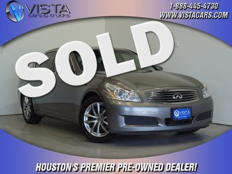 2009 Infiniti G37 Journey in Houston, Texas