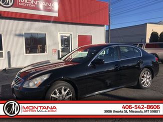 2009 Infiniti G37 x in Missoula, MT 59801