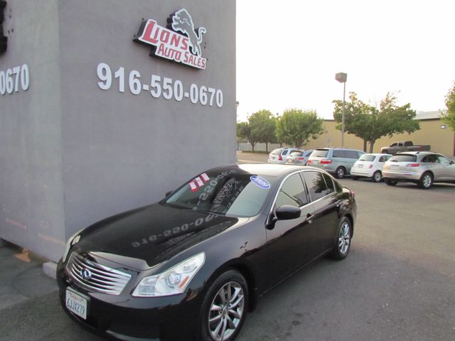 2009 Infiniti G37 Journey in Sacramento CA, 95825