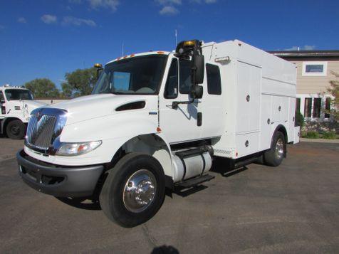 2009 International 4400 Ex Cab Service Utility Truck  in St Cloud, MN
