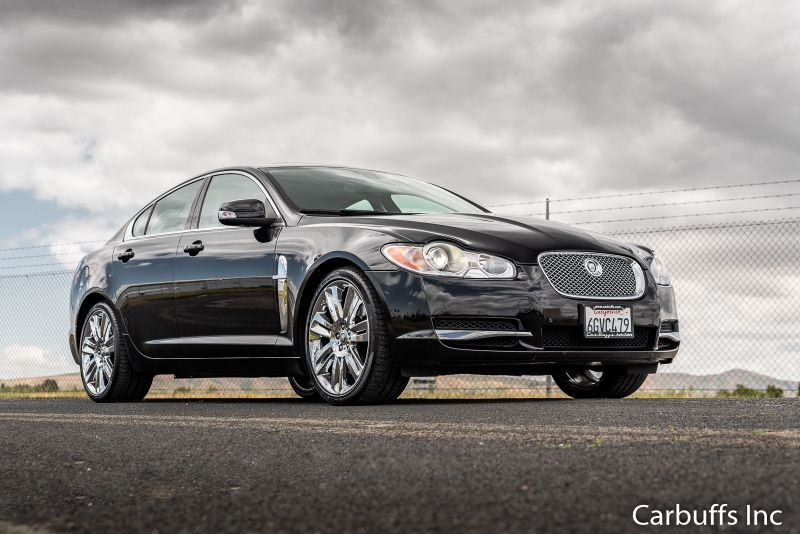 2009 Jaguar XF Supercharged | Concord, CA | Carbuffs in Concord, CA