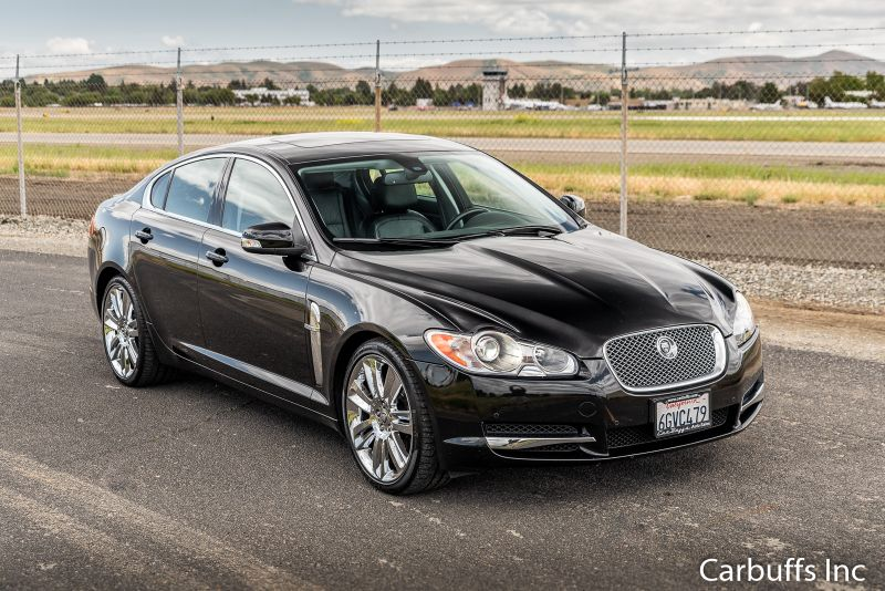 2009 Jaguar XF Supercharged   Concord, CA   Carbuffs in Concord, CA
