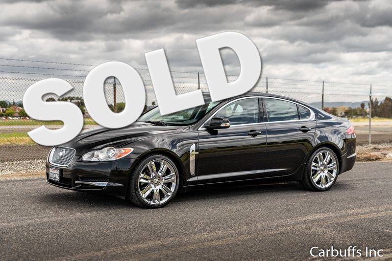 2009 Jaguar XF Supercharged | Concord, CA | Carbuffs