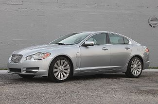 2009 Jaguar XF Luxury Hollywood, Florida 10
