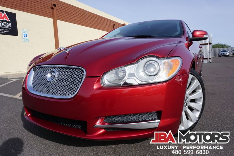 2009 Jaguar XF Luxury Package Sedan ~ 1 Owner Clean CarFax! | MESA, AZ | JBA MOTORS in MESA AZ