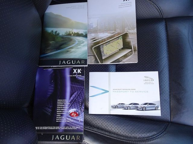 2009 Jaguar XK Series Base Madison, NC 36