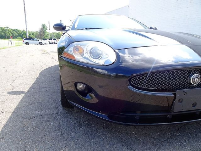 2009 Jaguar XK Series Base Madison, NC 8