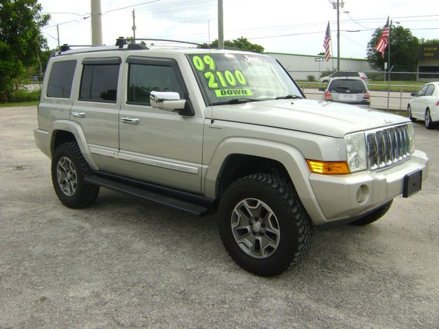2009 Jeep Commander Limited 4X4 in Fort Pierce, FL 34982