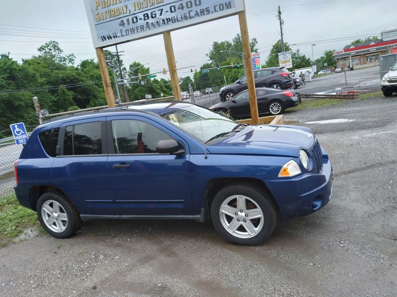 2009 Jeep Compass Sport  city MD  South County Public Auto Auction  in Harwood, MD
