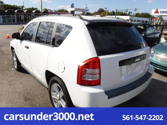 2009 Jeep Compass Sport Lake Worth , Florida 3