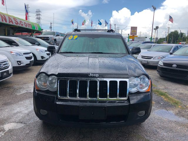 2009 Jeep Grand Cherokee Limited Houston, TX 1