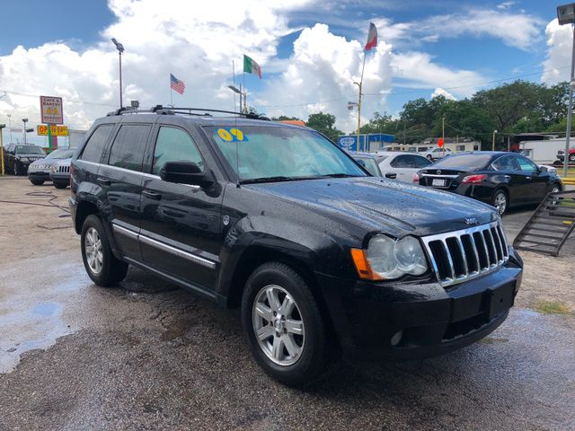2009 Jeep Grand Cherokee Limited Houston, TX 2