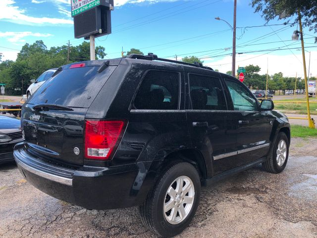 2009 Jeep Grand Cherokee Limited Houston, TX 3
