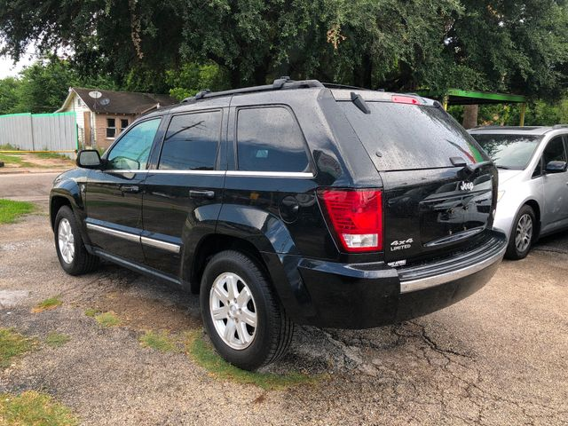 2009 Jeep Grand Cherokee Limited Houston, TX 4