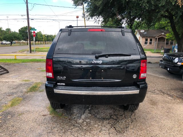 2009 Jeep Grand Cherokee Limited Houston, TX 5