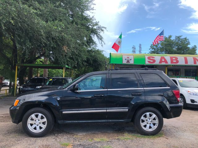 2009 Jeep Grand Cherokee Limited Houston, TX 6