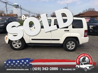 2009 Jeep Liberty 4x4 Sport in Mansfield, OH 44903