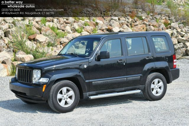 2009 Jeep Liberty Sport 4WD Naugatuck, Connecticut
