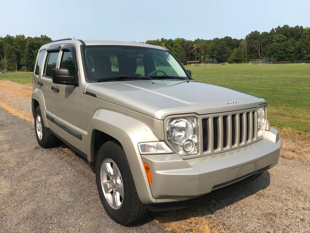 2009 Jeep Liberty Sport Ravenna, Ohio 5