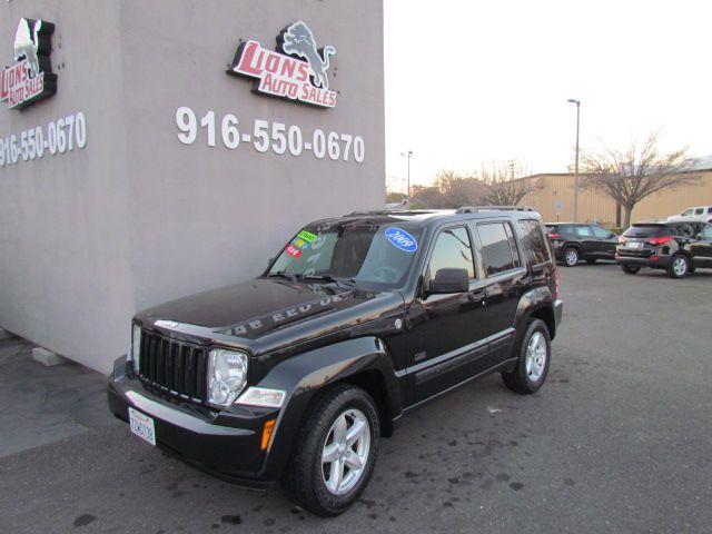 2009 Jeep Liberty Rocky Mountain 4 x 4