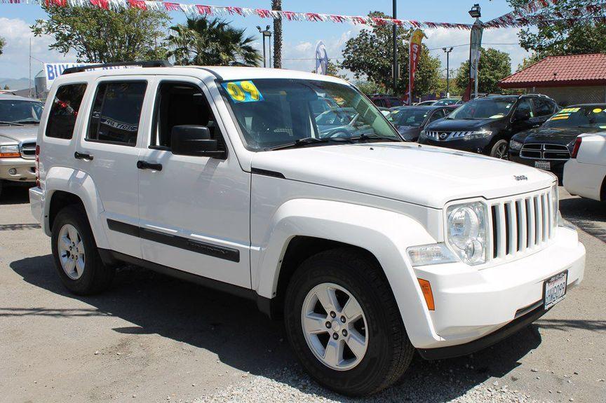 U003c 2009 Jeep Liberty Sport In San Jose CA, ...