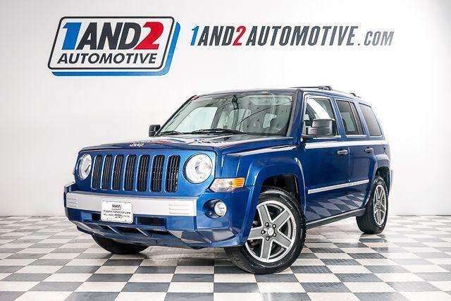 2009 Jeep Patriot Limited in Dallas TX