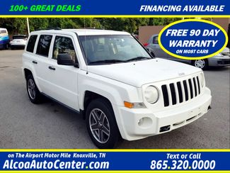 "2009 Jeep Patriot Sport 4X4 OFF-ROAD w/17"" Alloys in Louisville, TN 37777"