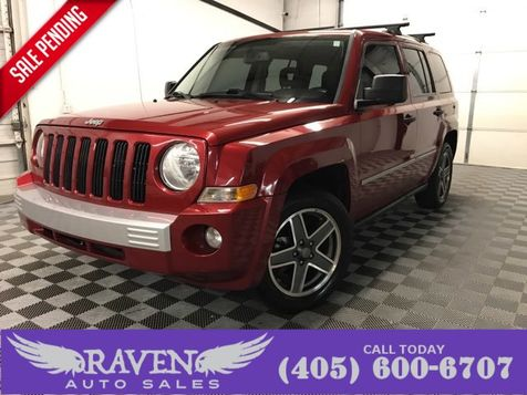 2009 Jeep Patriot Limited Nav Sunroof in Oklahoma City