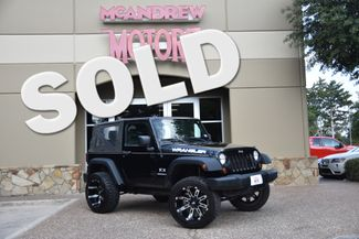 2009 Jeep Wrangler X Lifted Low Miles in Arlington, TX Texas, 76013