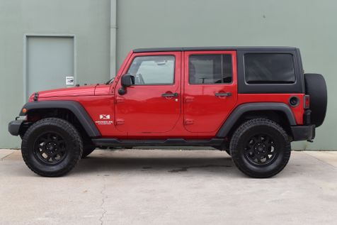 2009 Jeep Wrangler Unlimited X | Arlington, TX | Lone Star Auto Brokers, LLC in Arlington, TX
