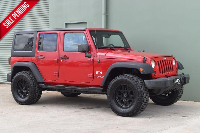 2009 Jeep Wrangler Unlimited X | Arlington, TX | Lone Star Auto Brokers, LLC