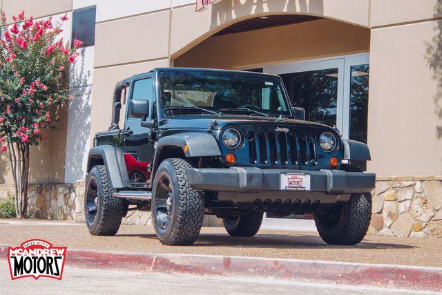 2009 Jeep Wrangler X Sport