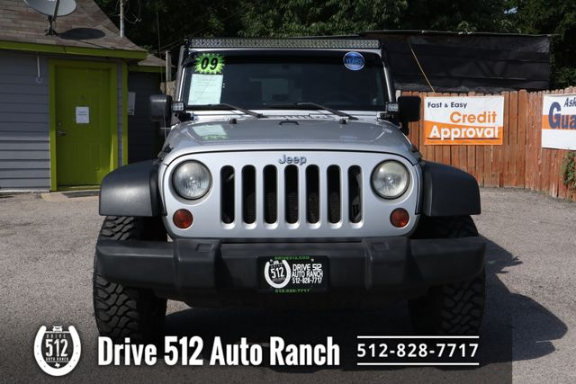 2009 Jeep Wrangler X in Austin, TX 78745