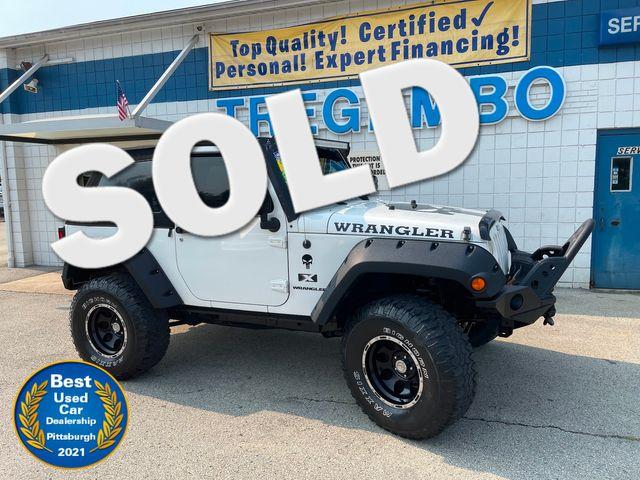 2009 Jeep Wrangler X in Bentleyville, Pennsylvania 15314