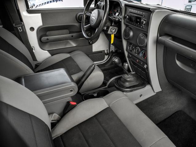 2009 Jeep Wrangler X Burbank, CA 11