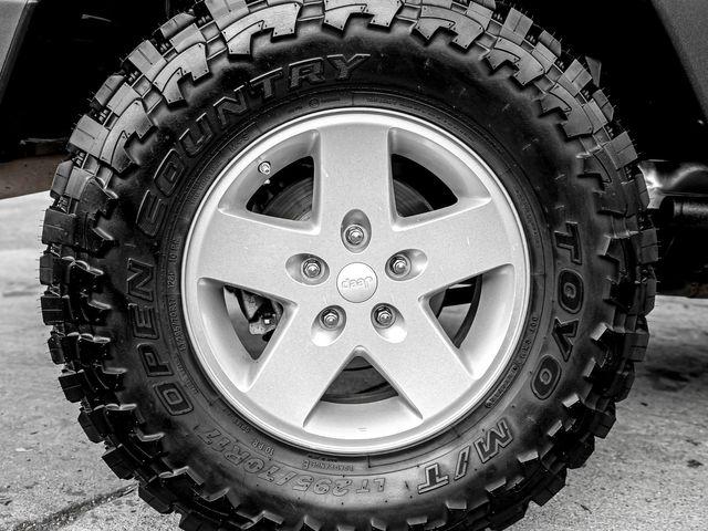 2009 Jeep Wrangler X Burbank, CA 20