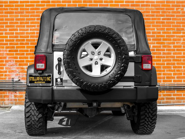 2009 Jeep Wrangler X Burbank, CA 3