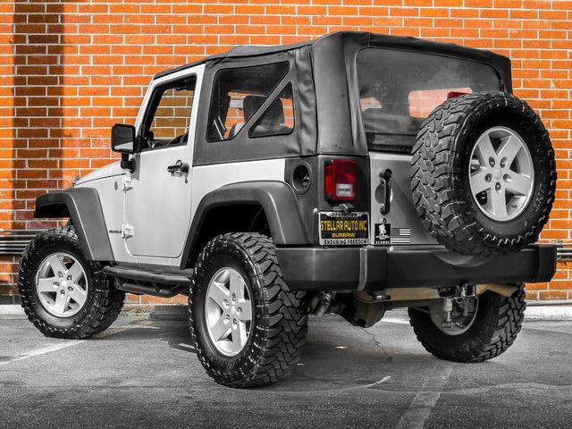 2009 Jeep Wrangler X Burbank, CA 7