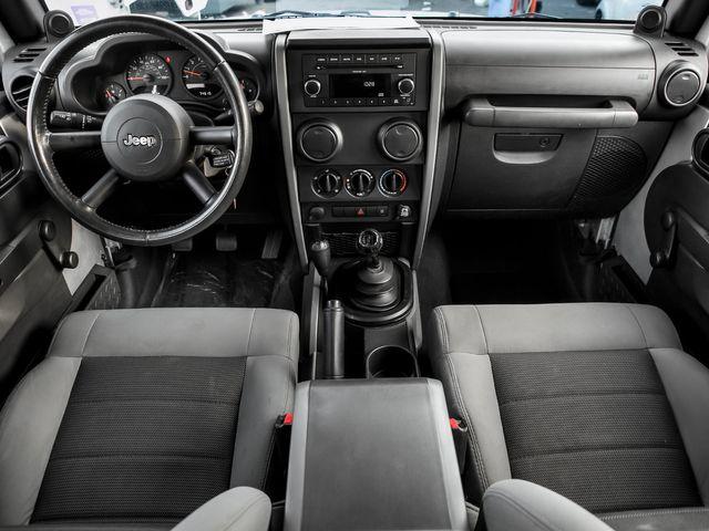 2009 Jeep Wrangler X Burbank, CA 8