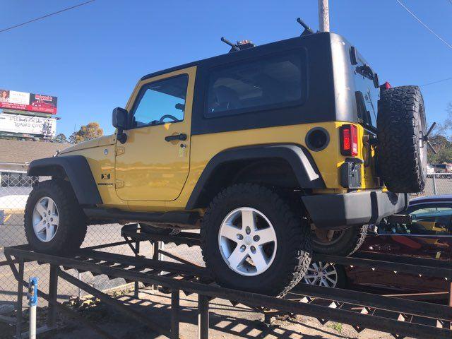 2009 Jeep Wrangler X - John Gibson Auto Sales Hot Springs in Hot Springs Arkansas