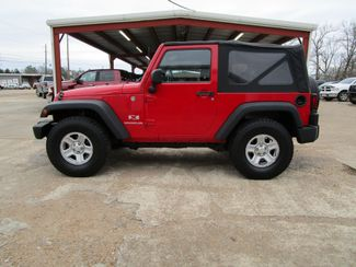 2009 Jeep Wrangler X Houston, Mississippi 2