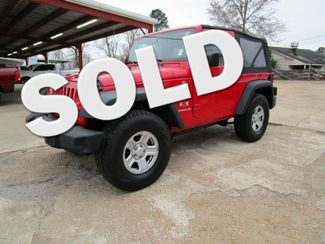 2009 Jeep Wrangler X Houston, Mississippi