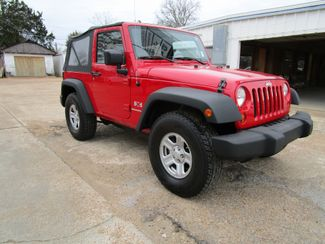2009 Jeep Wrangler X Houston, Mississippi 1